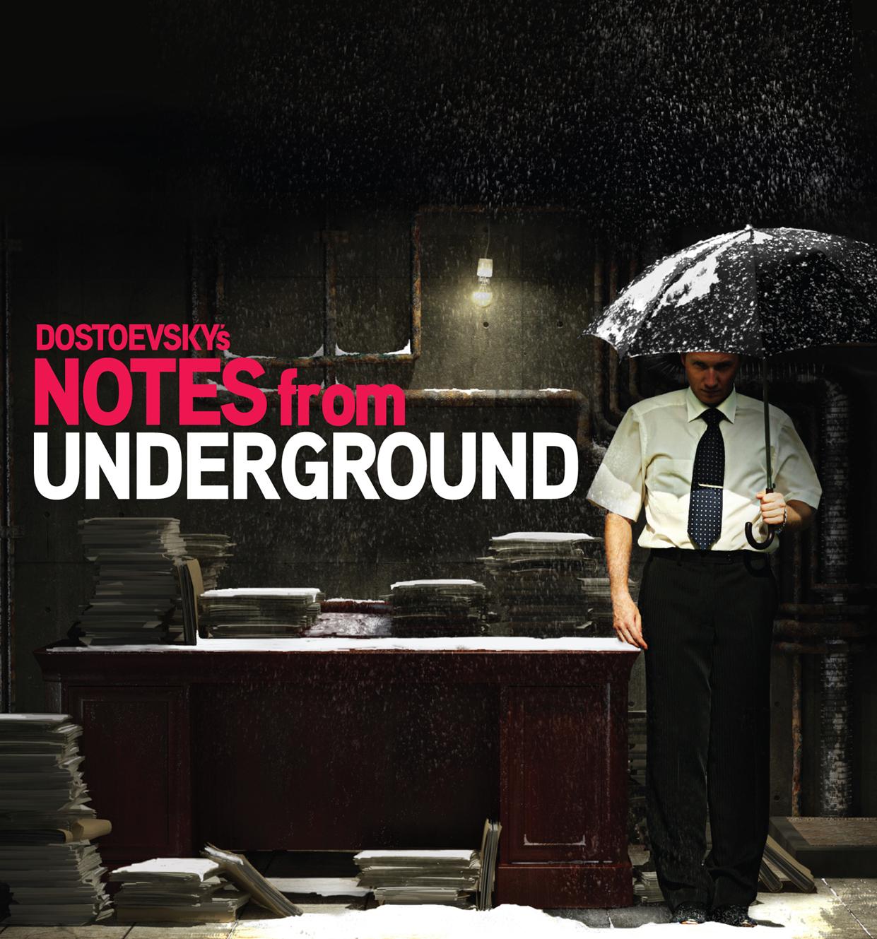 notes from underground essay